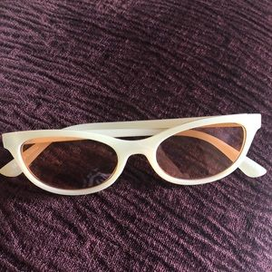 Small cute vintage glasses